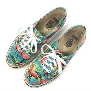 Vans Flamingo Classic Lace Up Shoes